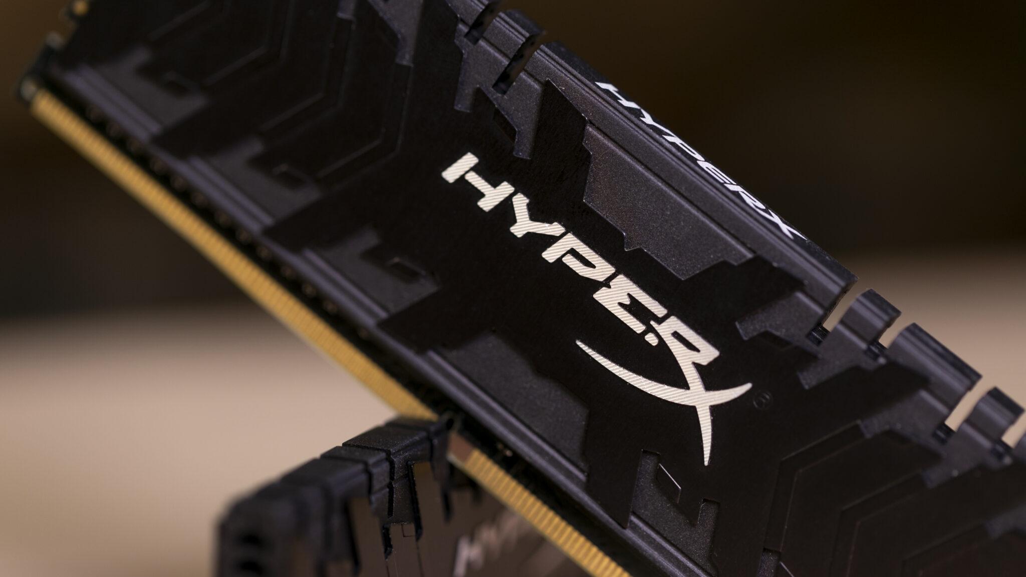 Kingston HyperX Predator RGB RAM (9) DDR4