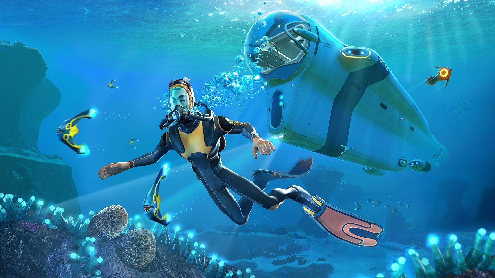 Subnautica Epic Games Store PC
