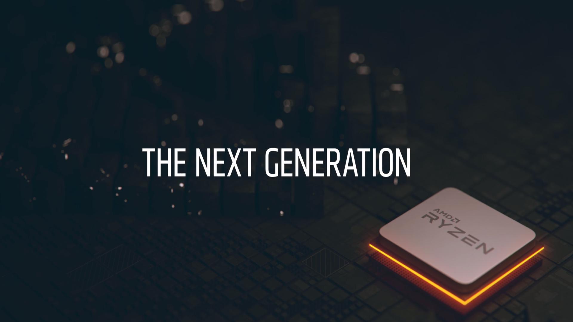 تاكد الأمر! الجيل الثالث من معالجات Ryzen سيرى النور في معرض Computex 2019