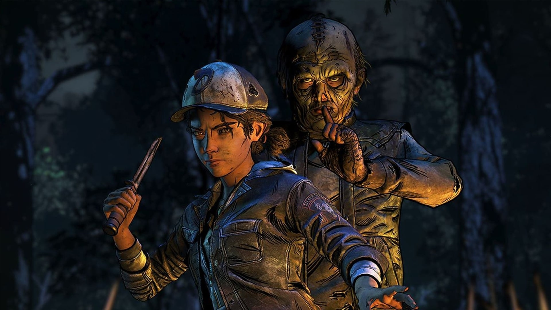 The Walking Dead: The Final Season Skybound Games Telltale