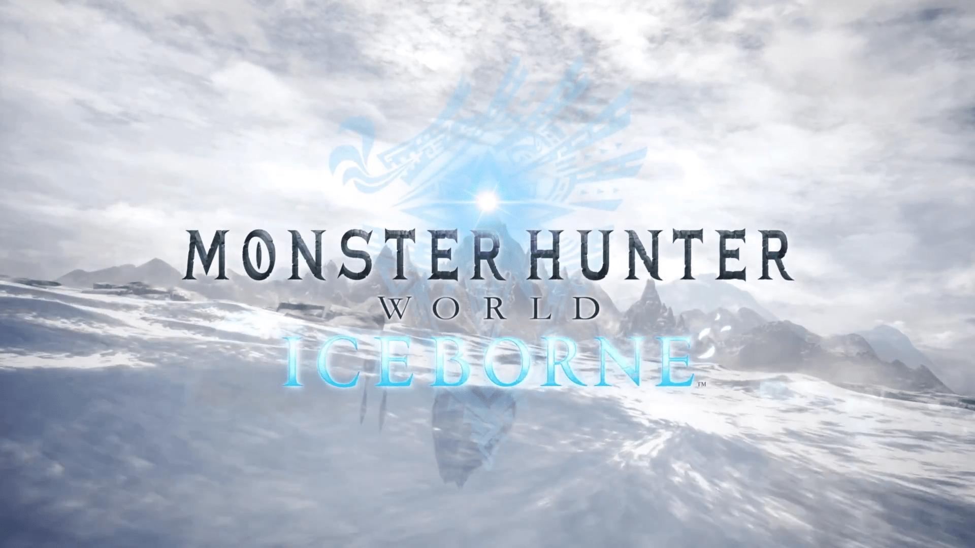 Monster Hunter World The Witcher 3 Iceborne