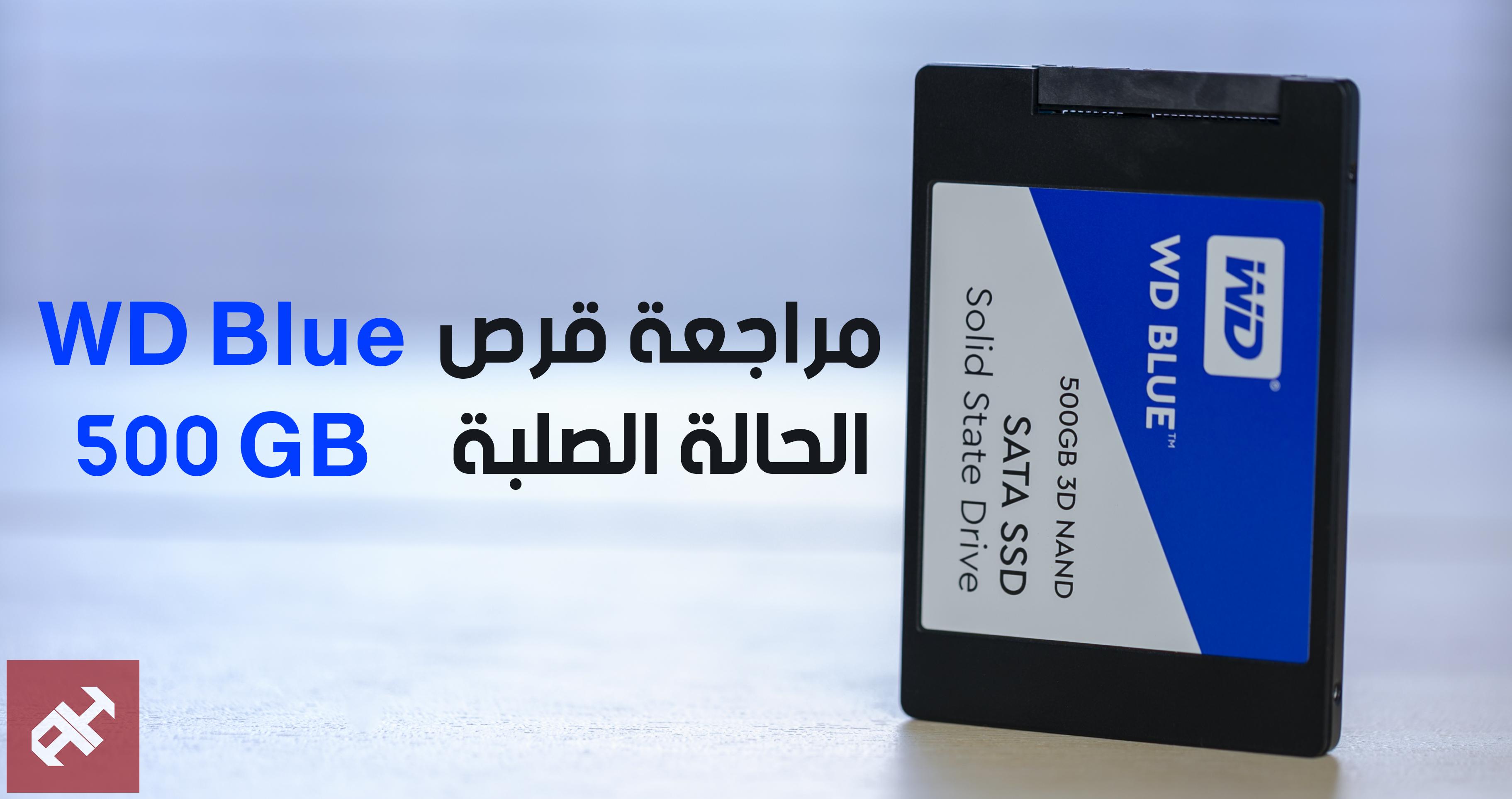 Western Digital WD Blue 500GB SSD (1)