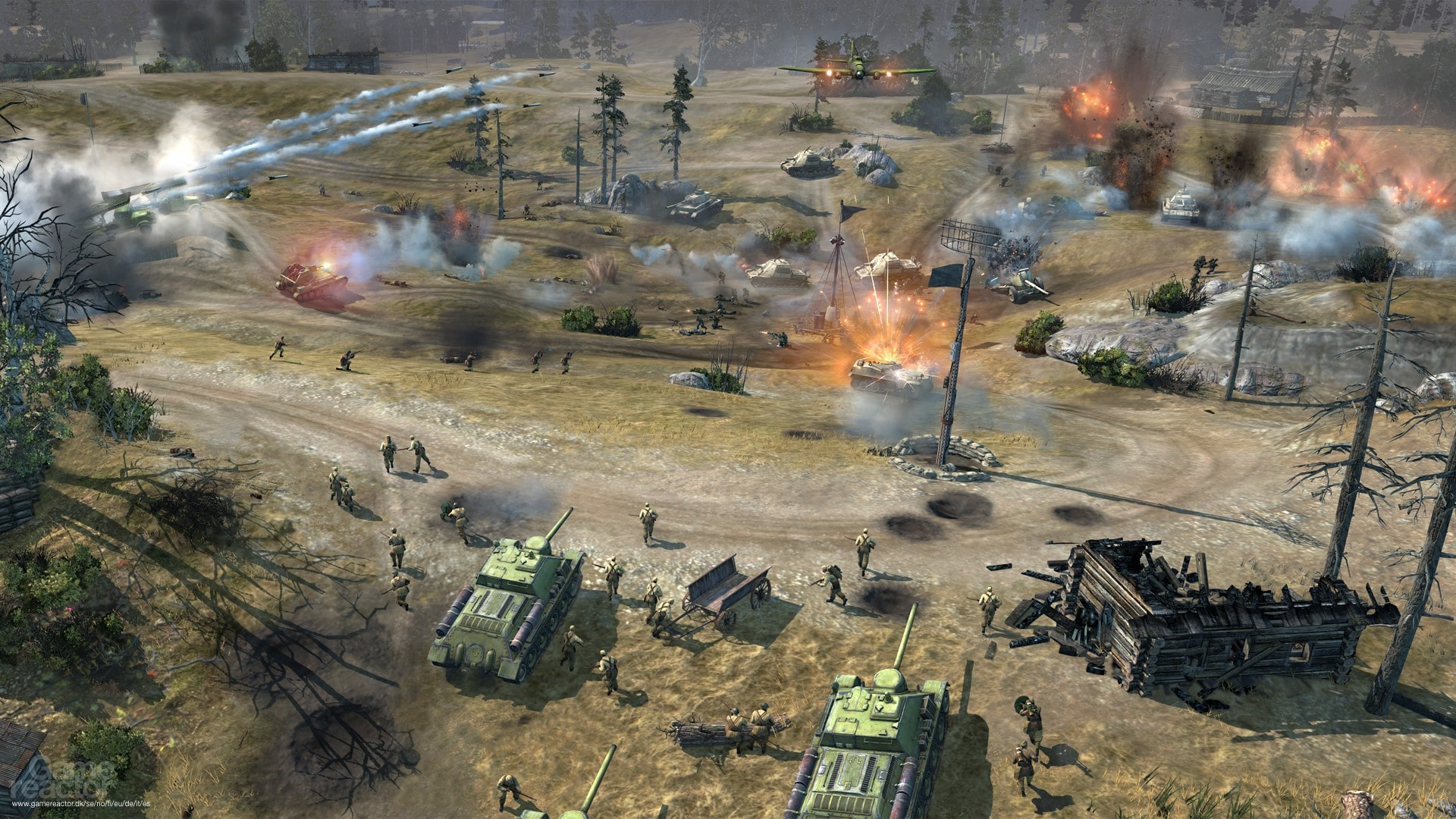 company of heroes 2 steam relic entertainment