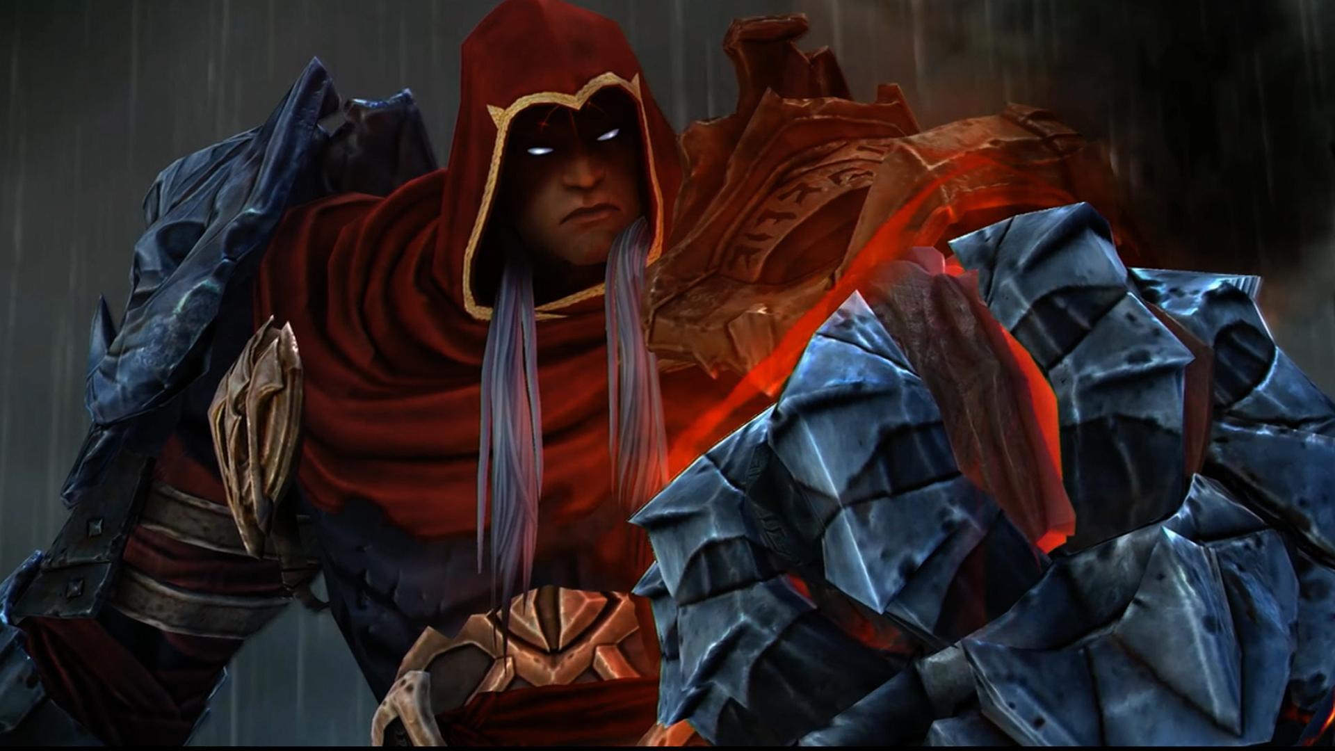 القصة التي يجب أن تعرفها عن أصول Horsemen و Darksiders قبل