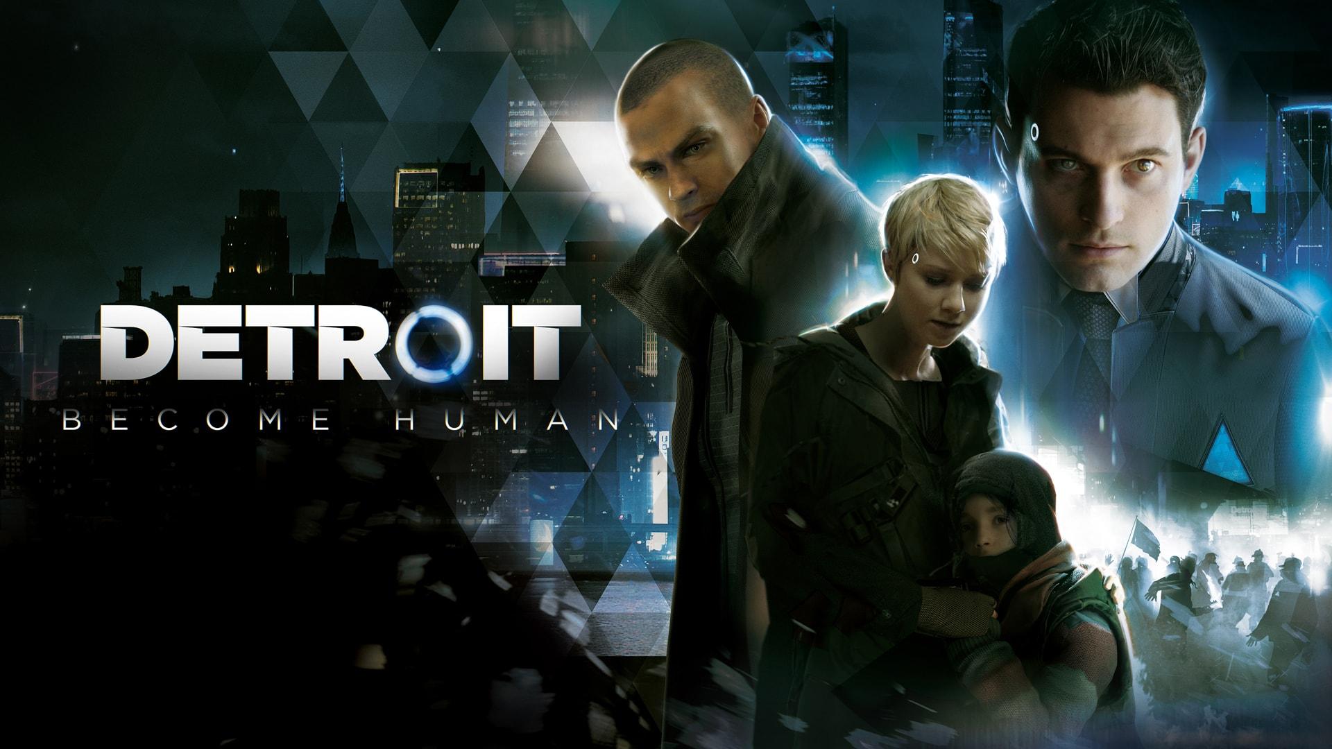 Detroit Become Human Quantic Dream PS4