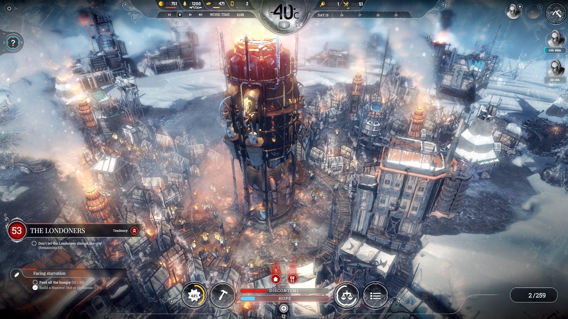 Frostpunk PC Games