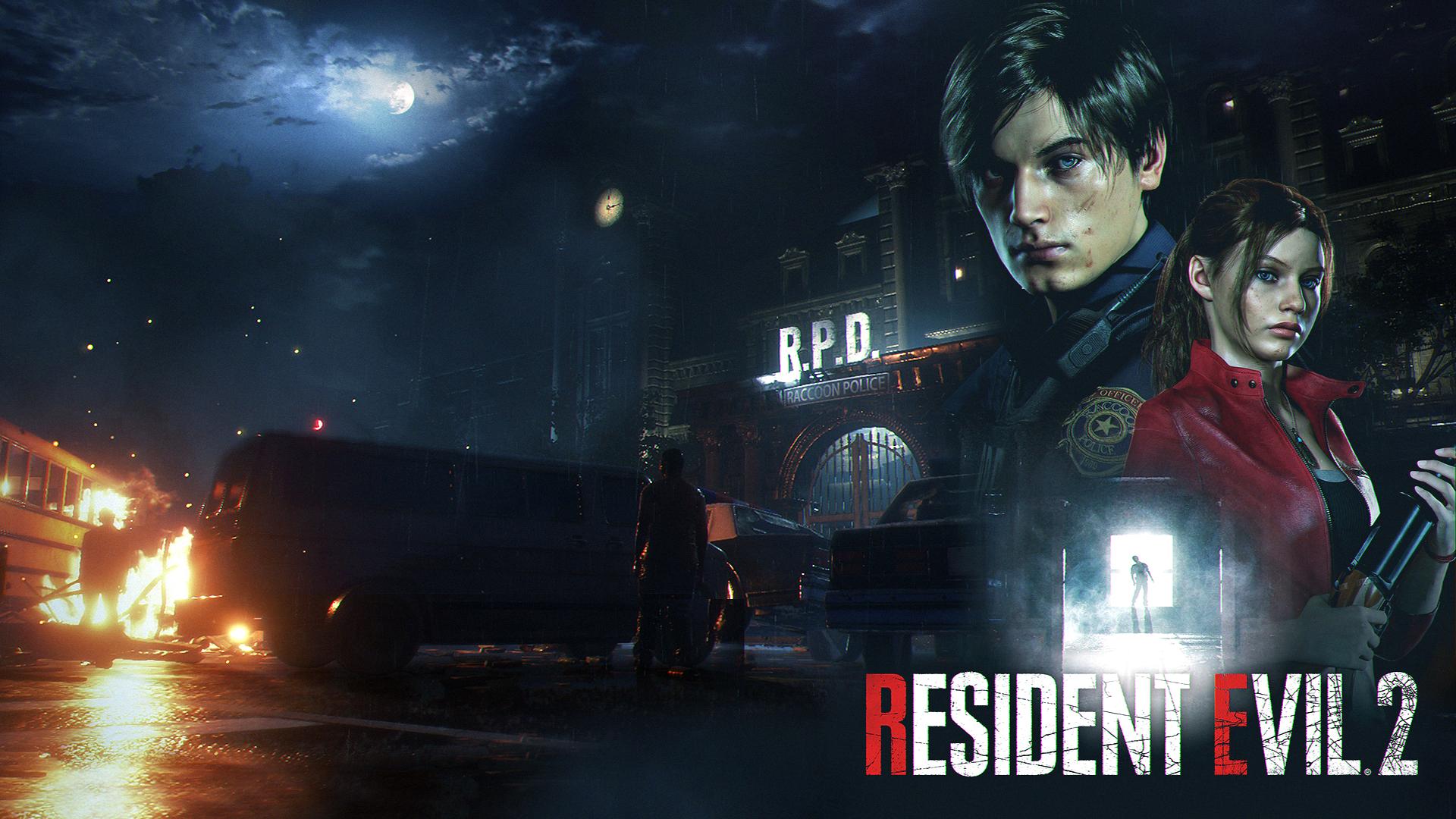 Resident Evil 2 Remake DEMO - عرب هاردوير