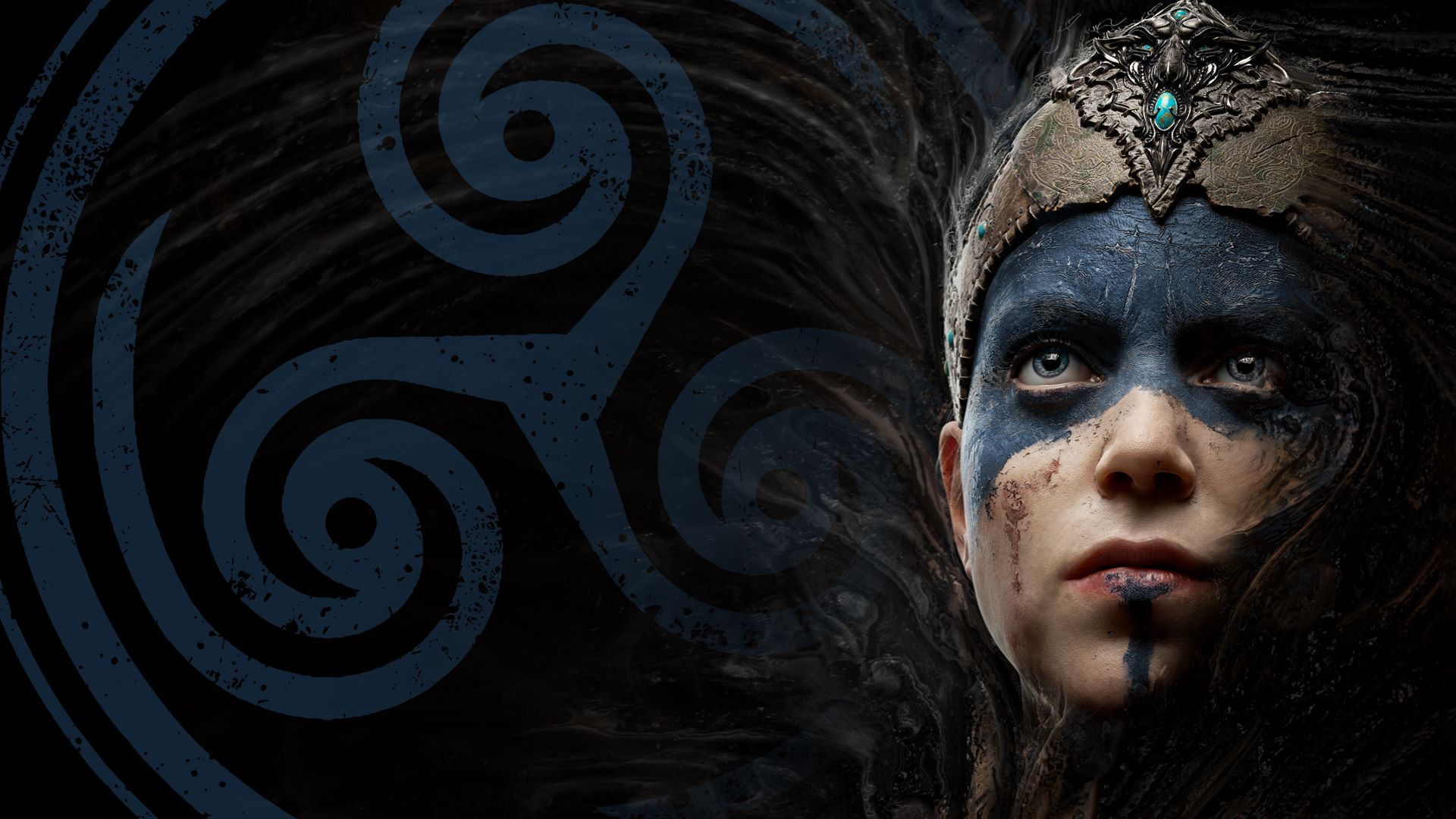 Hellblade: Senua's Revenge Ninja Theory physical copis