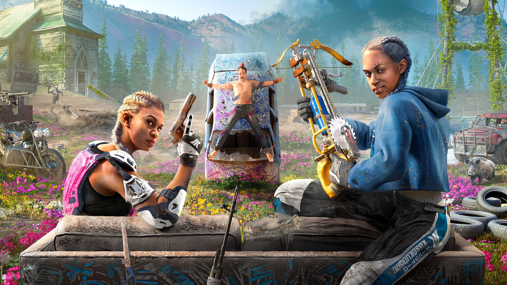 Far Cry New Dwan