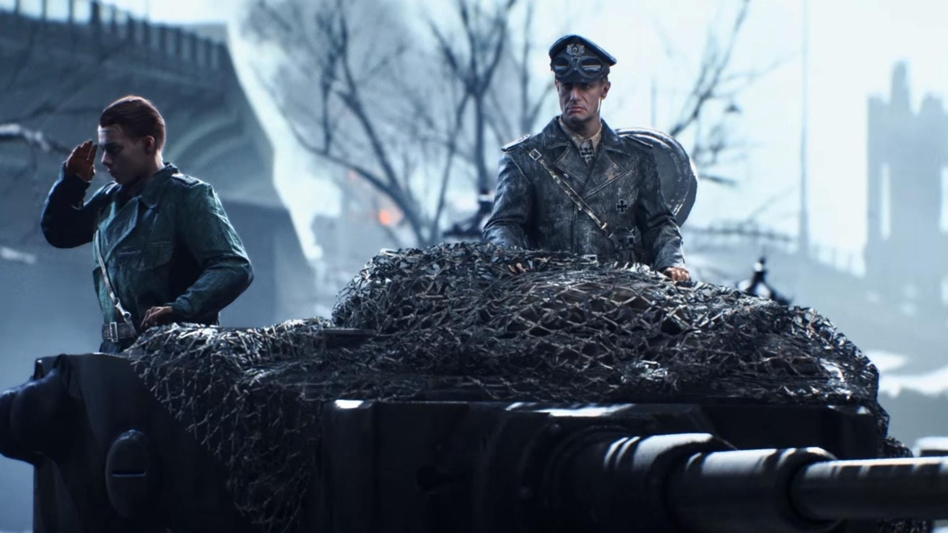 Battlefield 5 overture tides of war