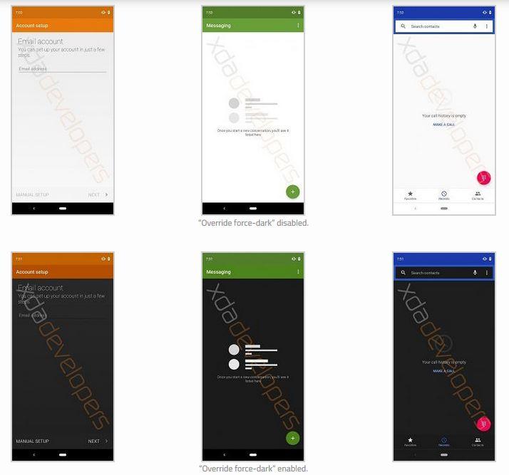 Android Q - تحديث الاندرويد