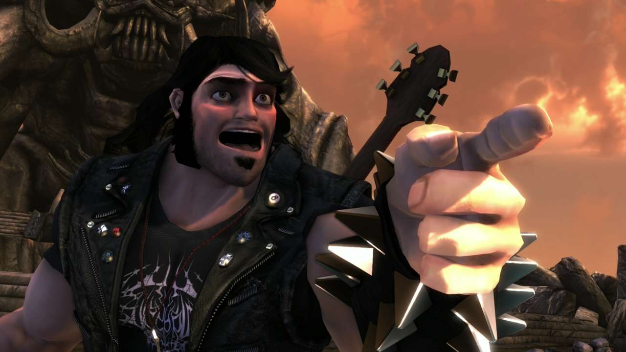 Jack Black Jablinski Youtube Brutal Legend