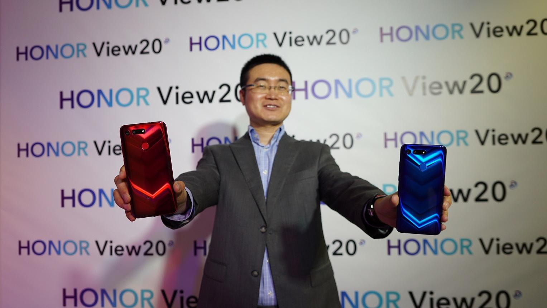 Honor View 20 'هونر فيو 20'
