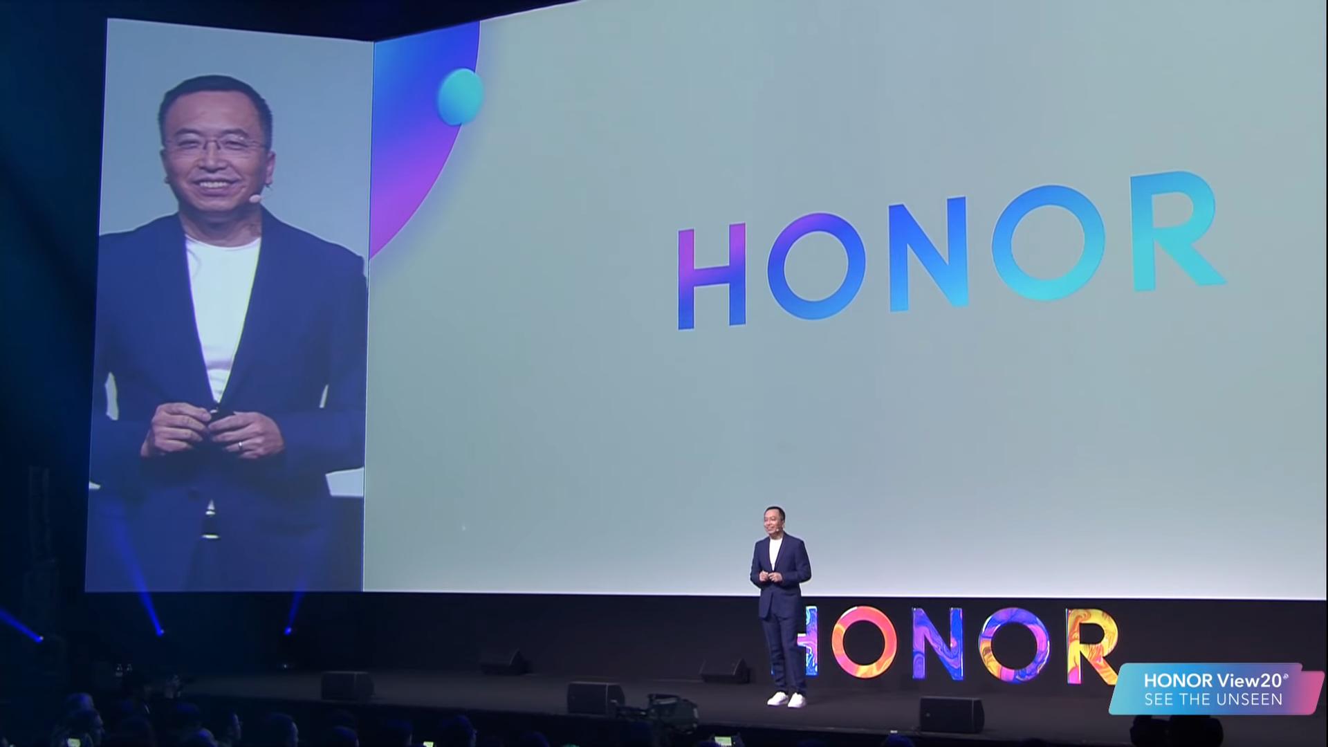Honor CEO هونر