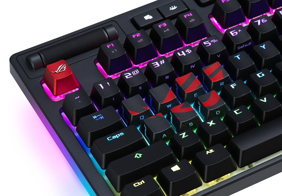 ROG Gaming Keycap Set