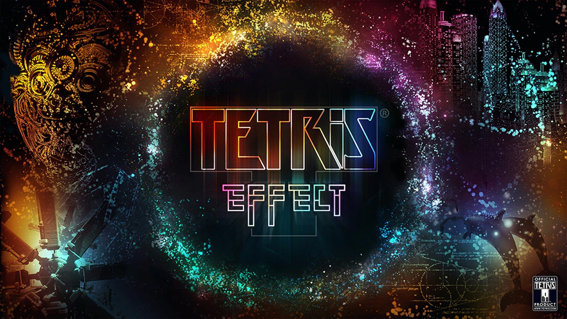 Tetris Effect GDC Game Developers Choice Awards
