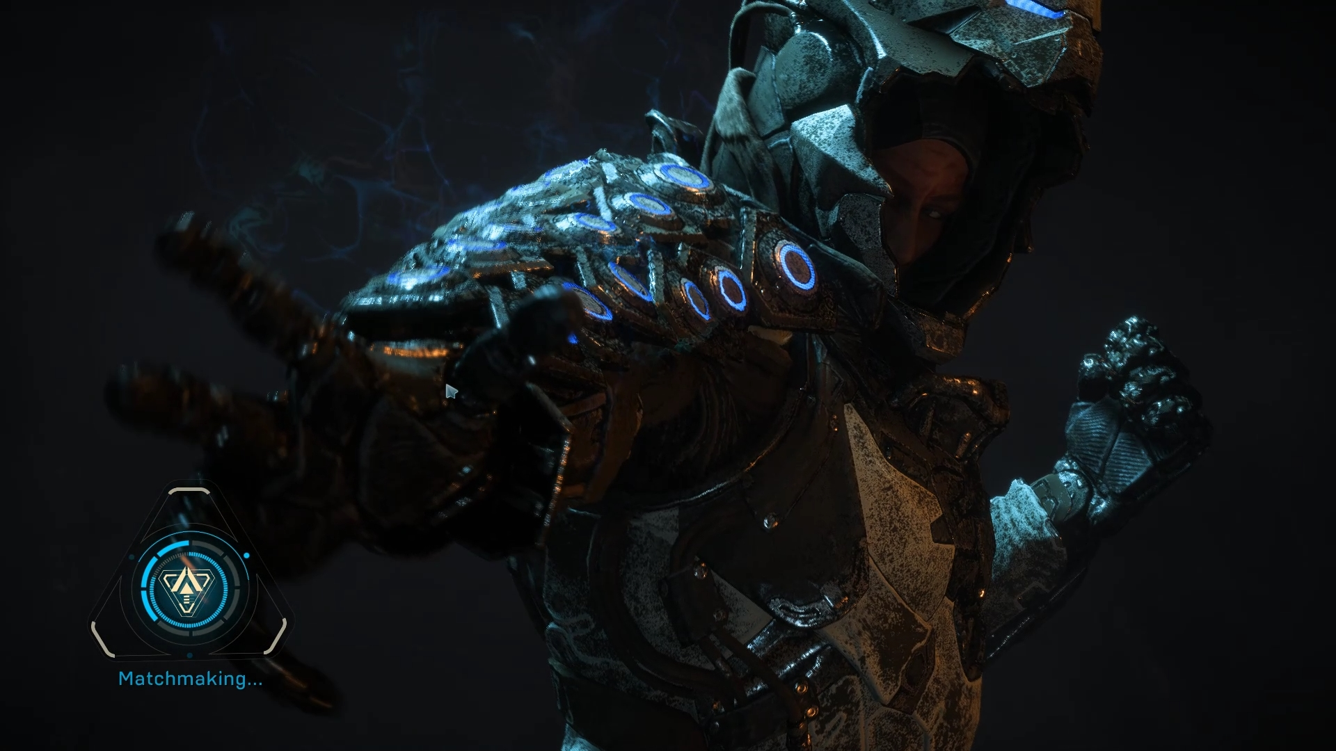 Anthem EA Screenshot