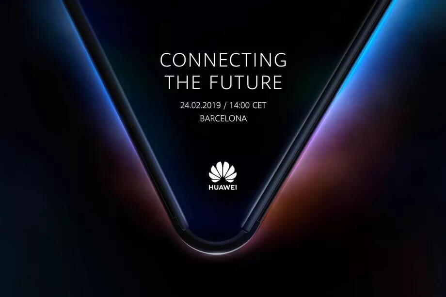 هاتف Huawei Mate X القابل للطي