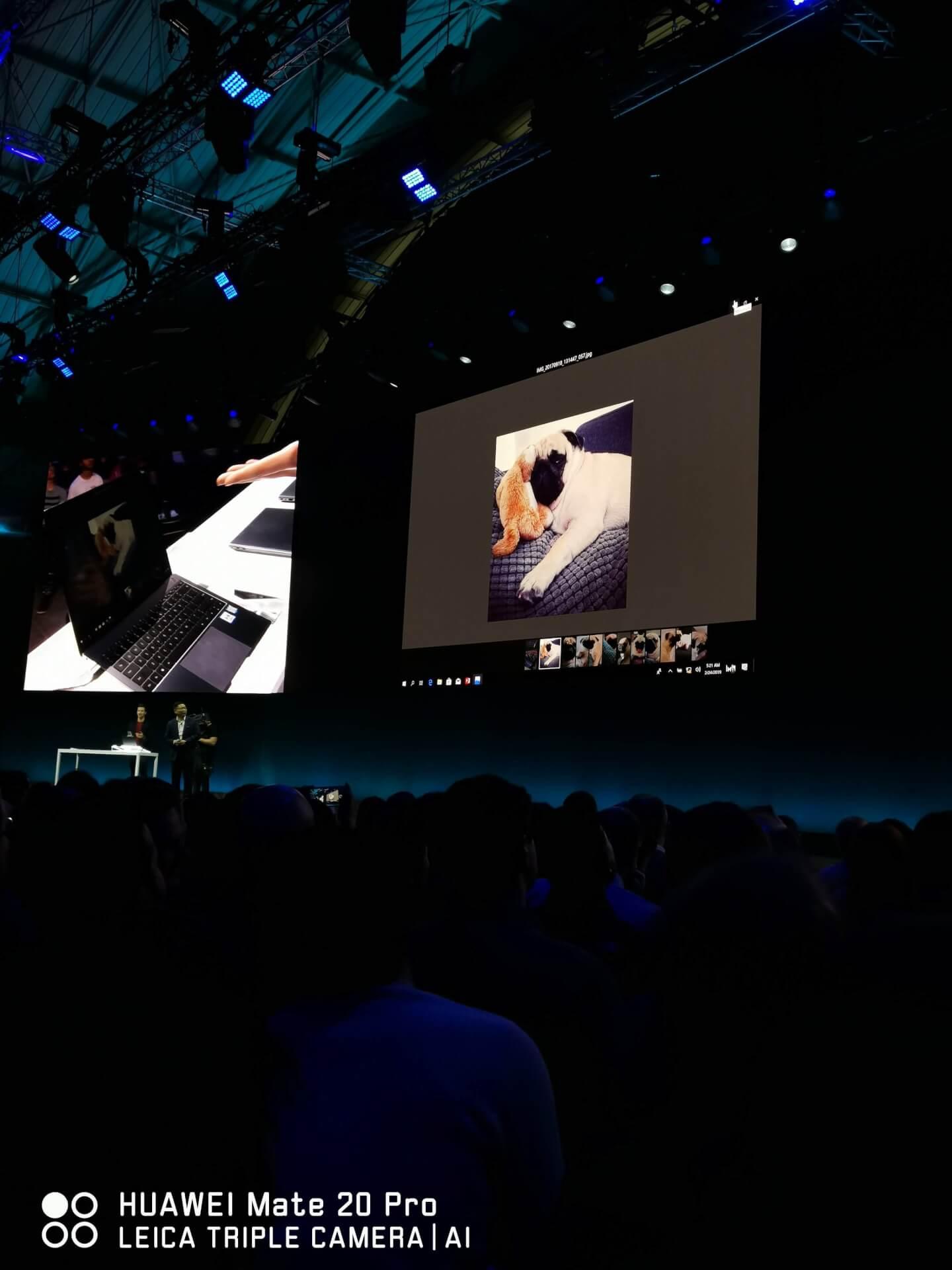 مُميزات جهاز Huawei MateBook X Pro