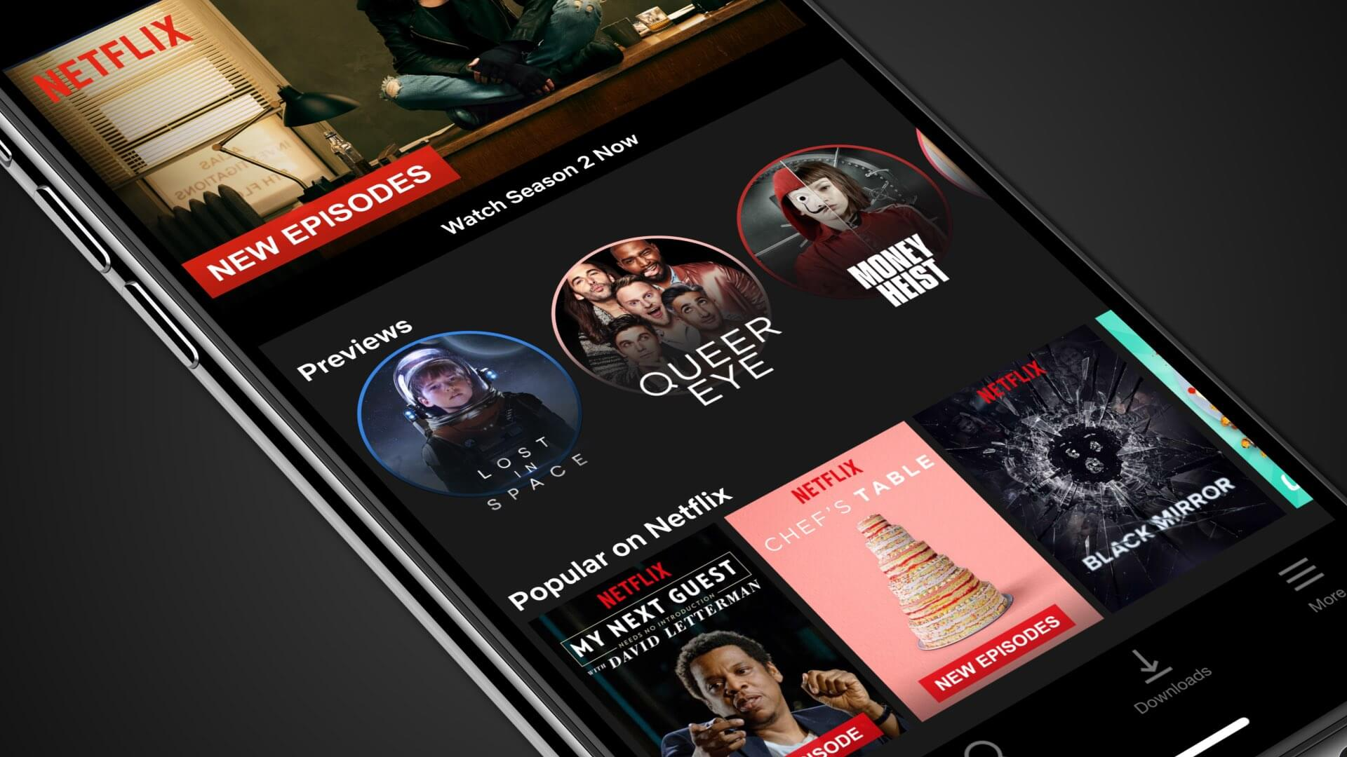 خاصية Smart Downloads تصل لنظام iOS
