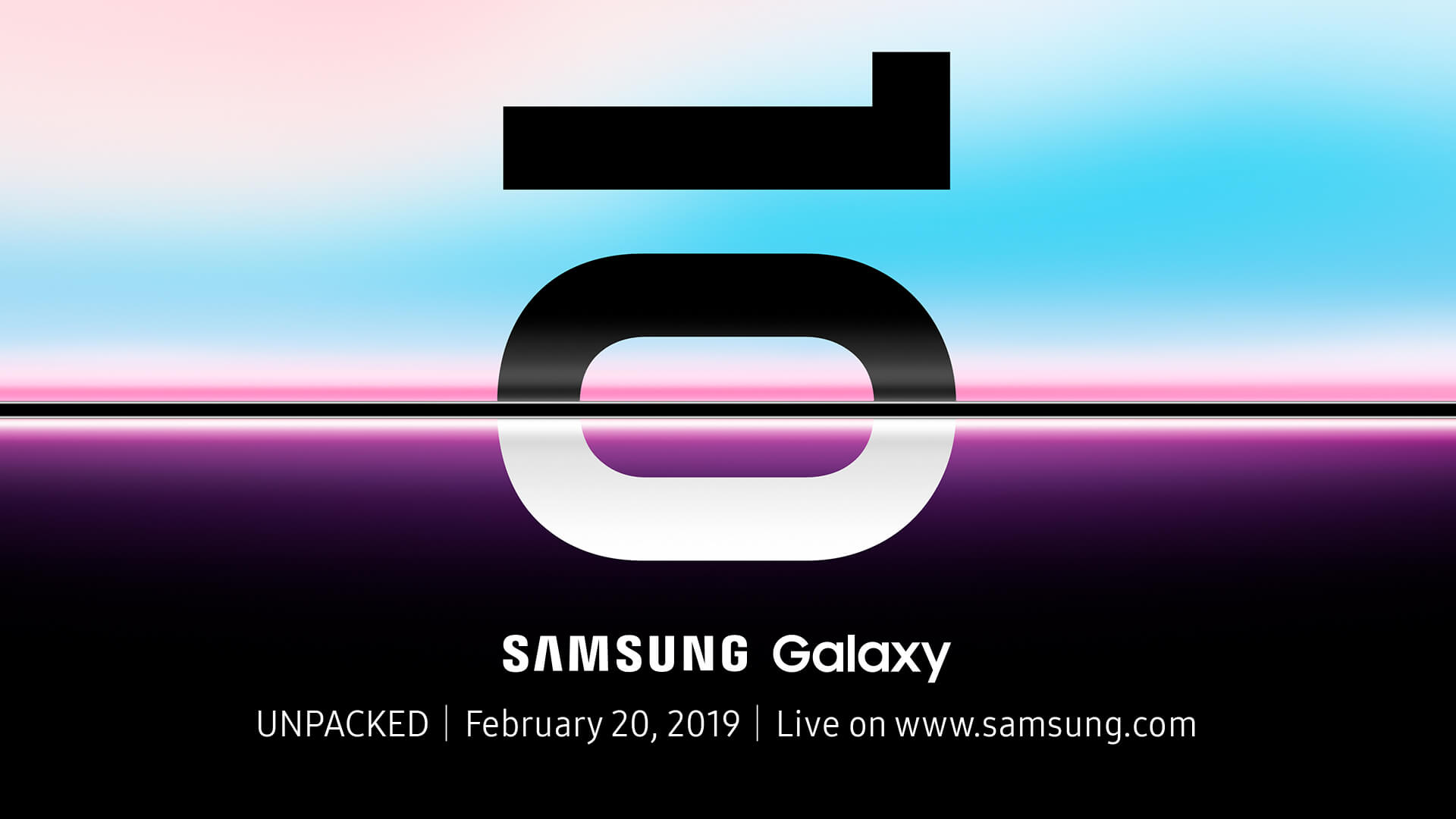 تسريب إصدارات و مواصفات هاتف GALAXY S10