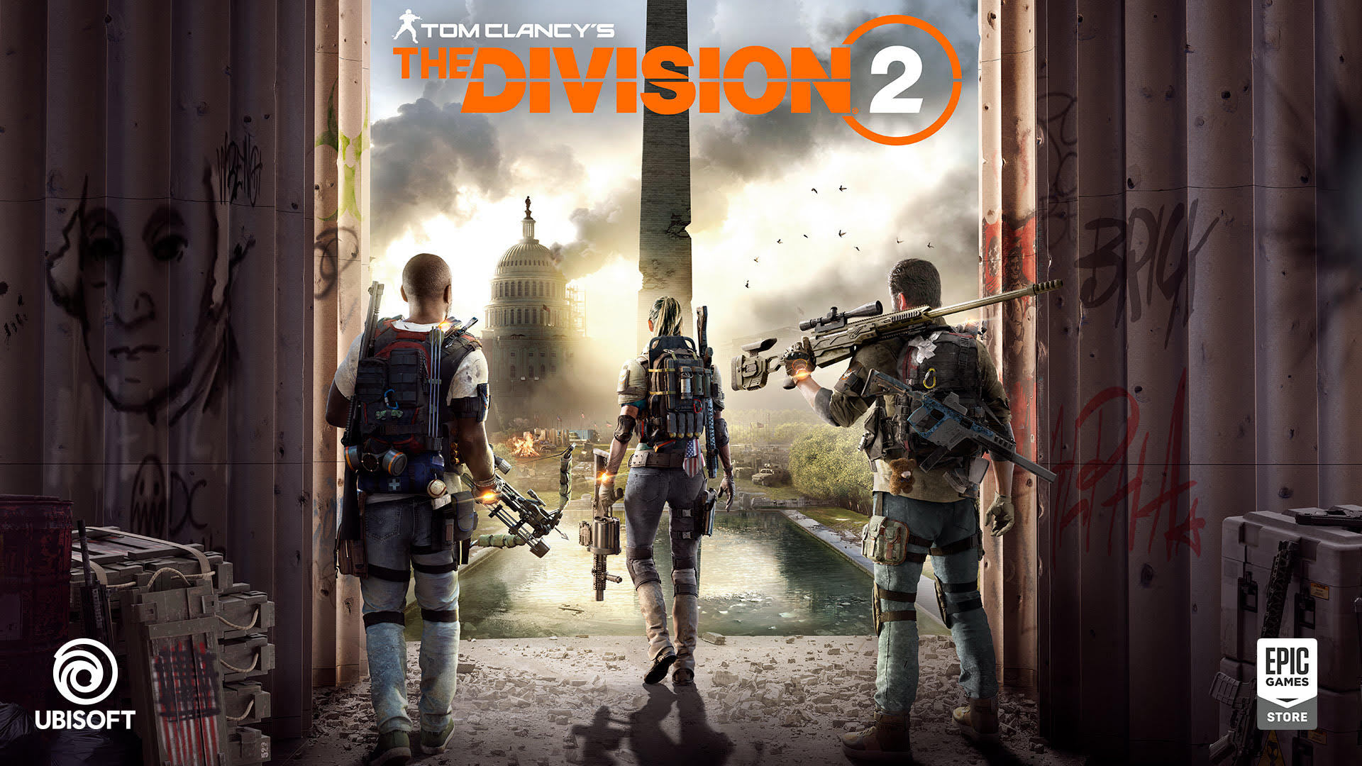 The Division 2 Ubisoft