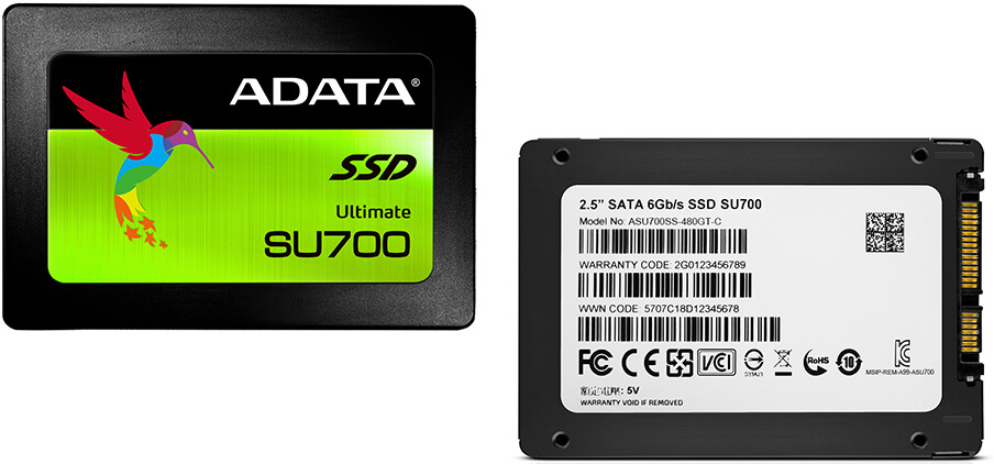 ADATA Ultimate SU7003D TLC NAND