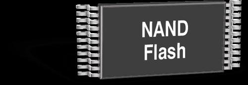ما هي NAND Flash