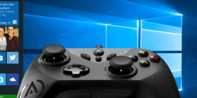 تحديث Gaming Tech/Gaming Update لنظام تشغيل ويندوز 10