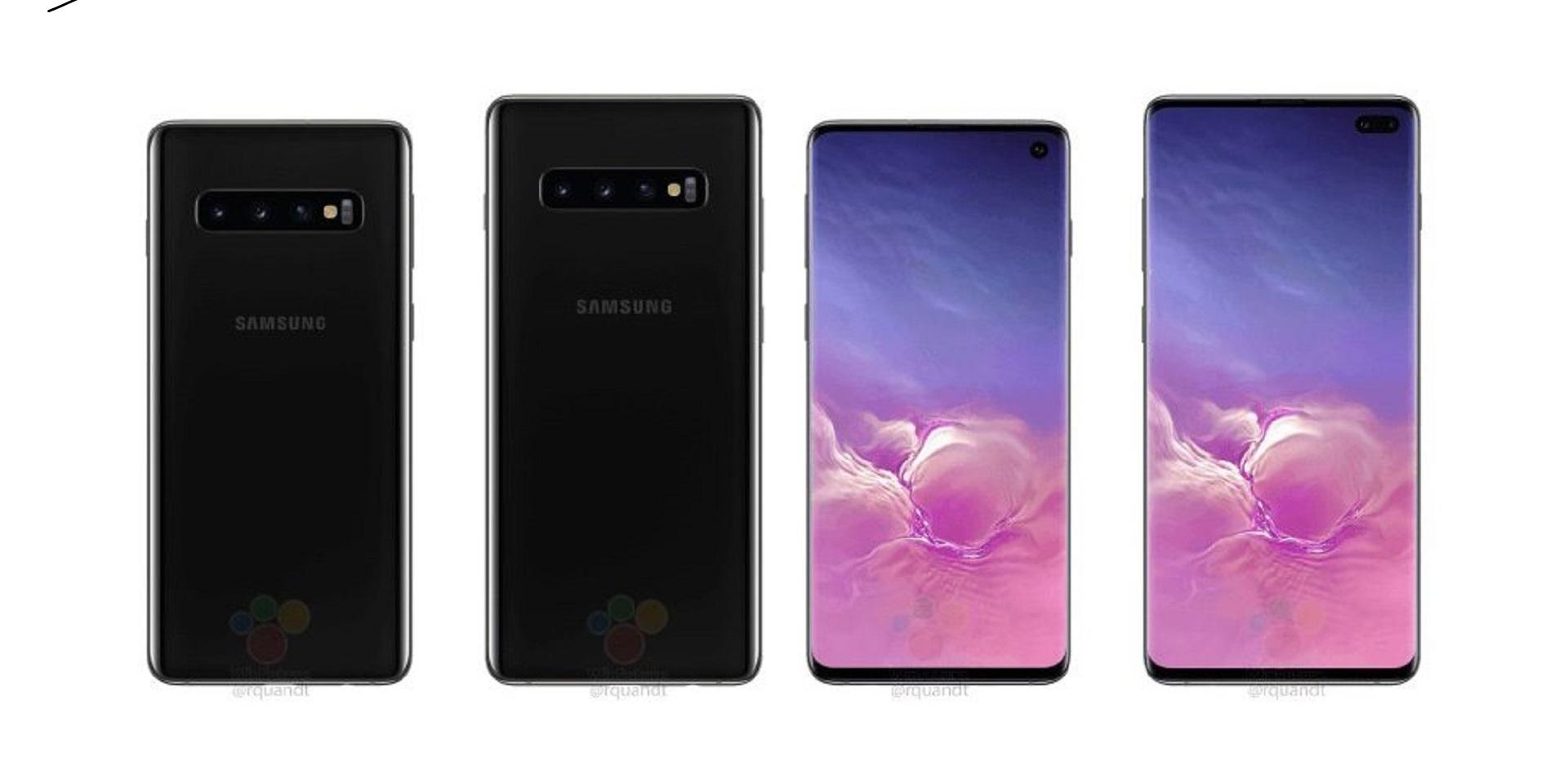 Galaxy S10 Geekbench