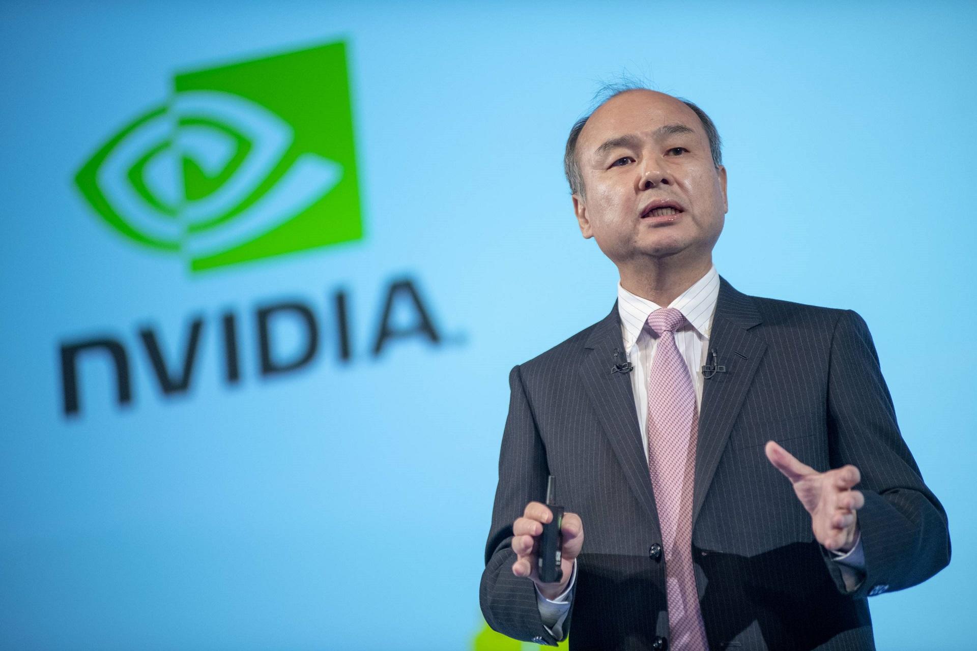Nvidia SoftBank
