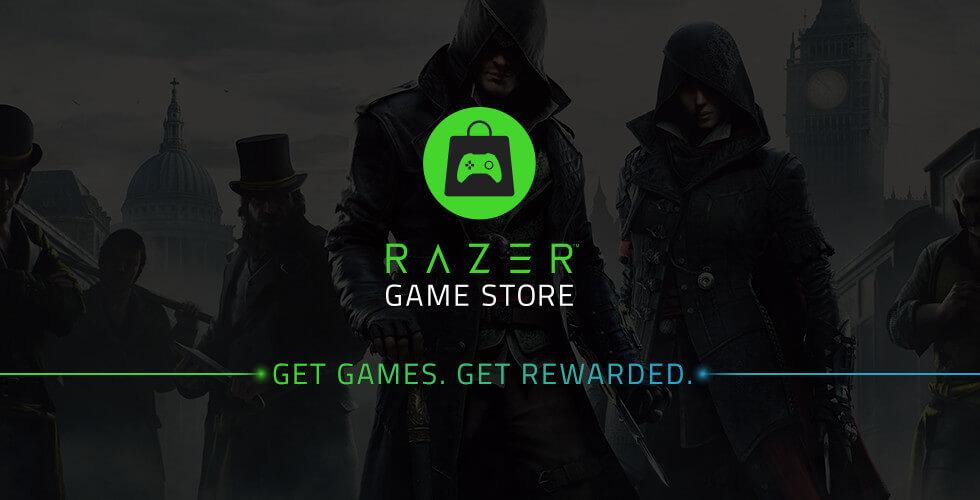 اغلاق متجر Razer Games Store