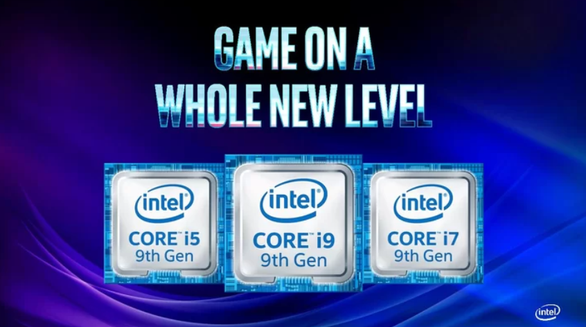 Intel i9 H-Series