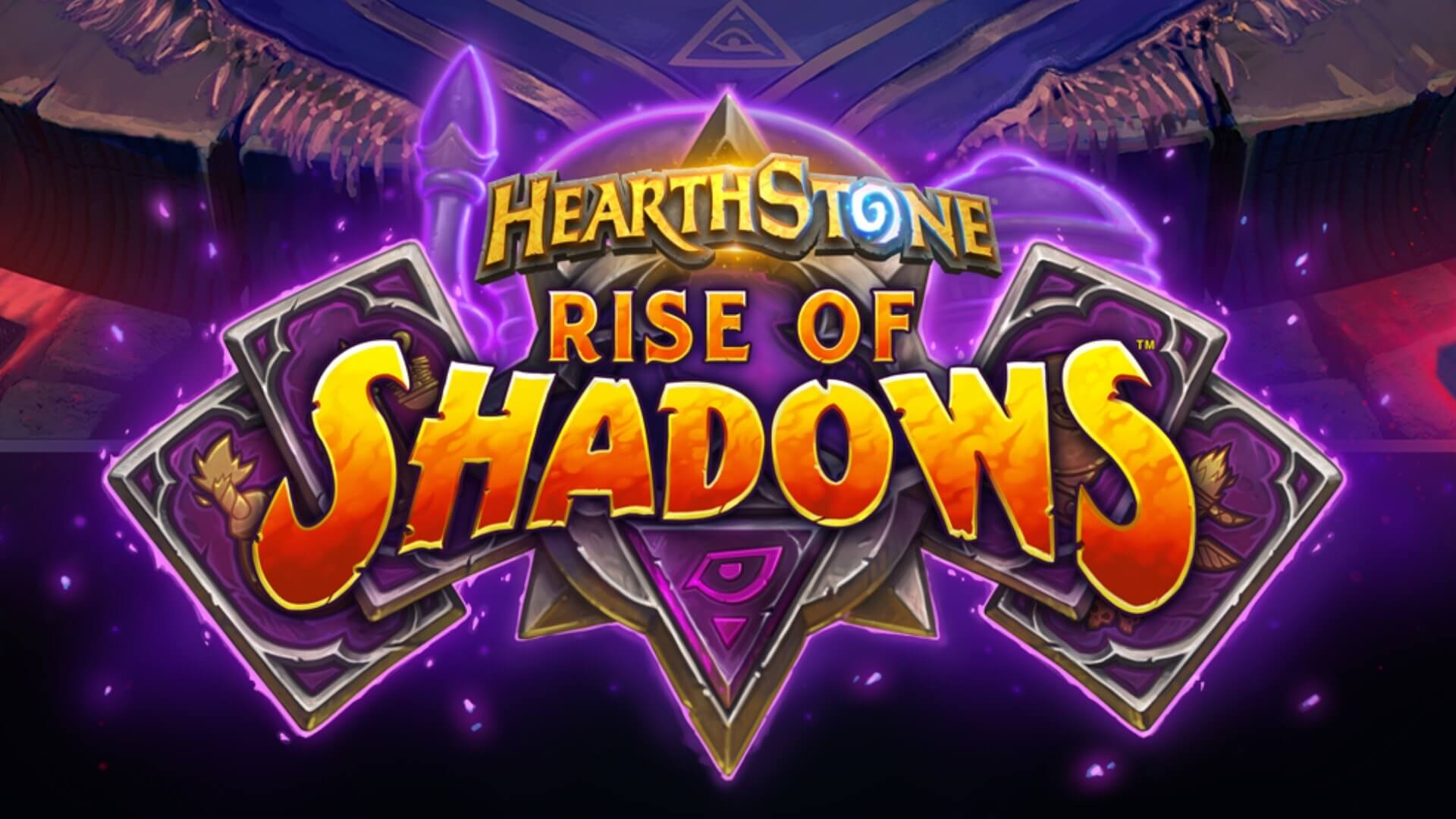 hearthstone blizzard rise of shadows