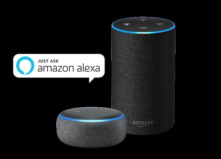 مساعد Amazon الشخصي – Alexa