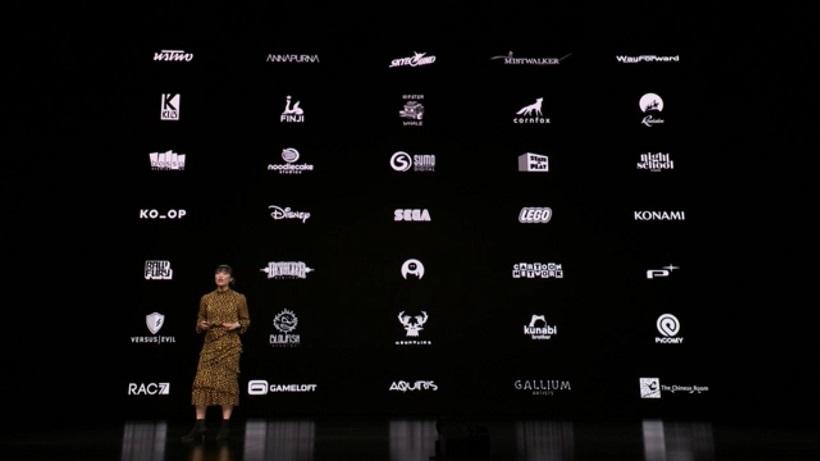 خدمة Apple Arcade