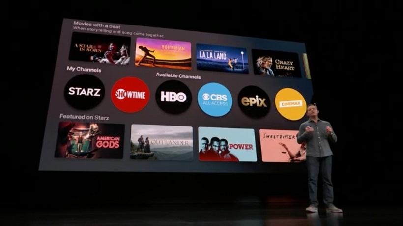 خدمة Apple TV