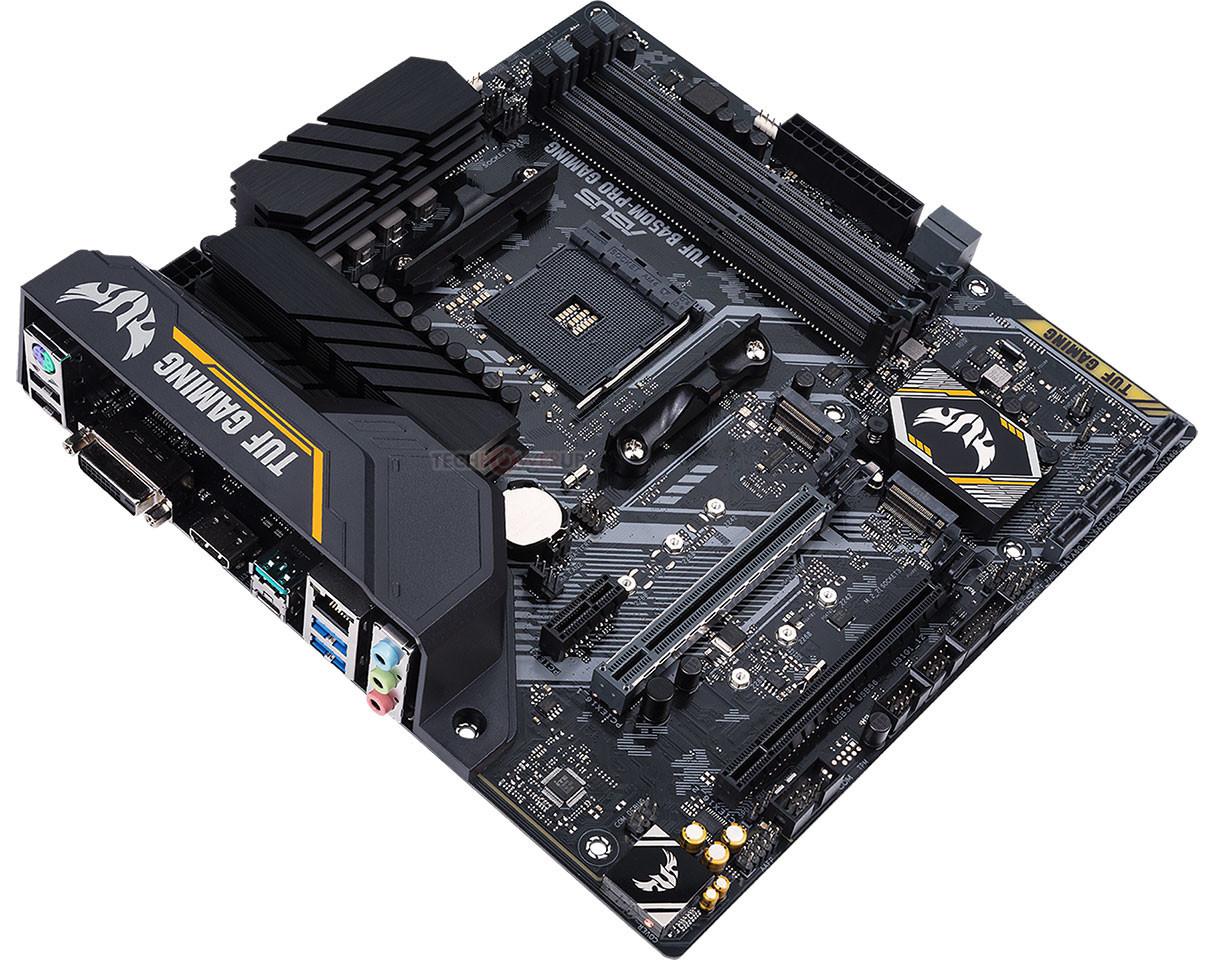 ASUS TUF B450M- Pro Gaming