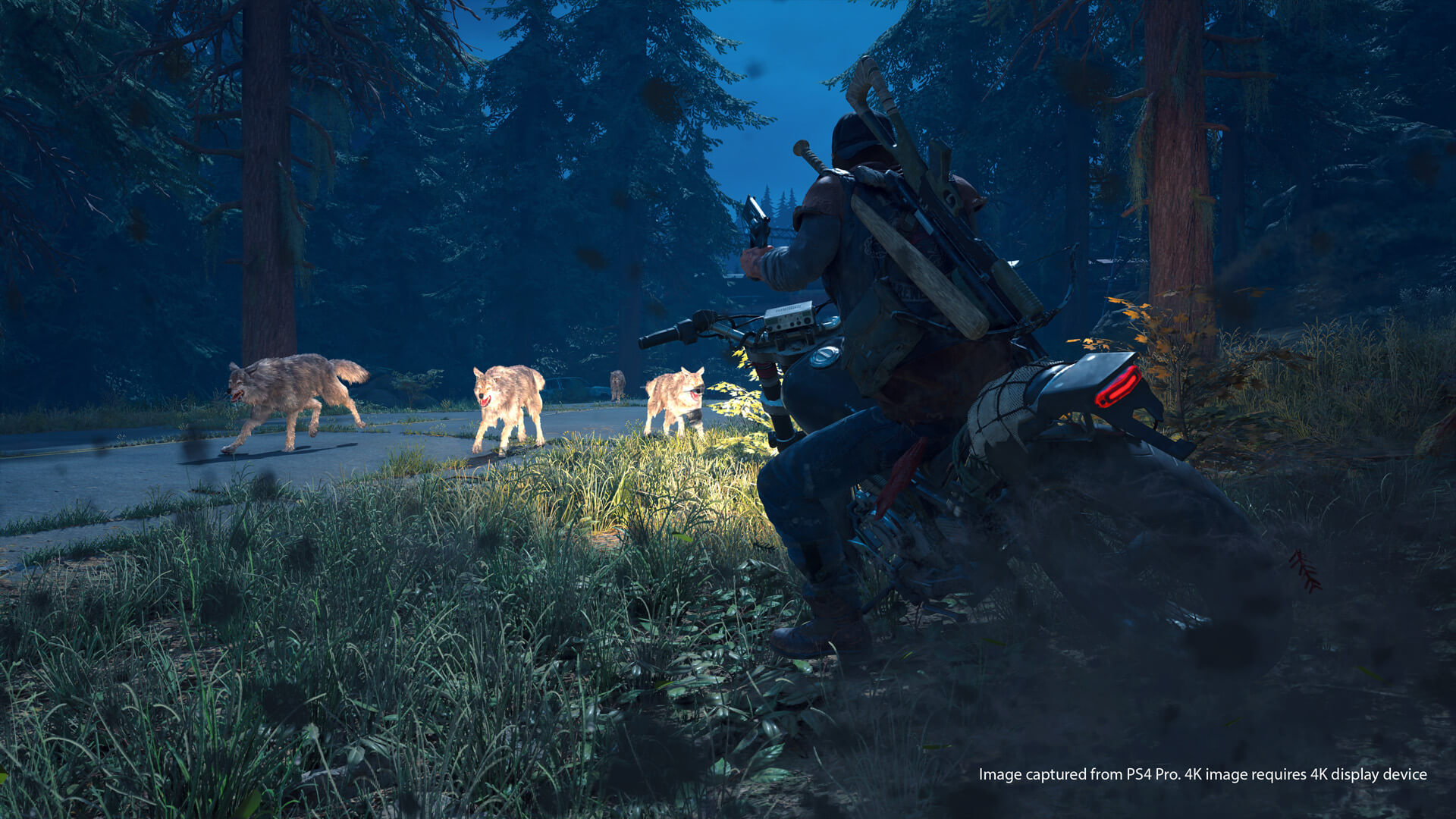 Days Gone Bend Studio John Garvin PS4
