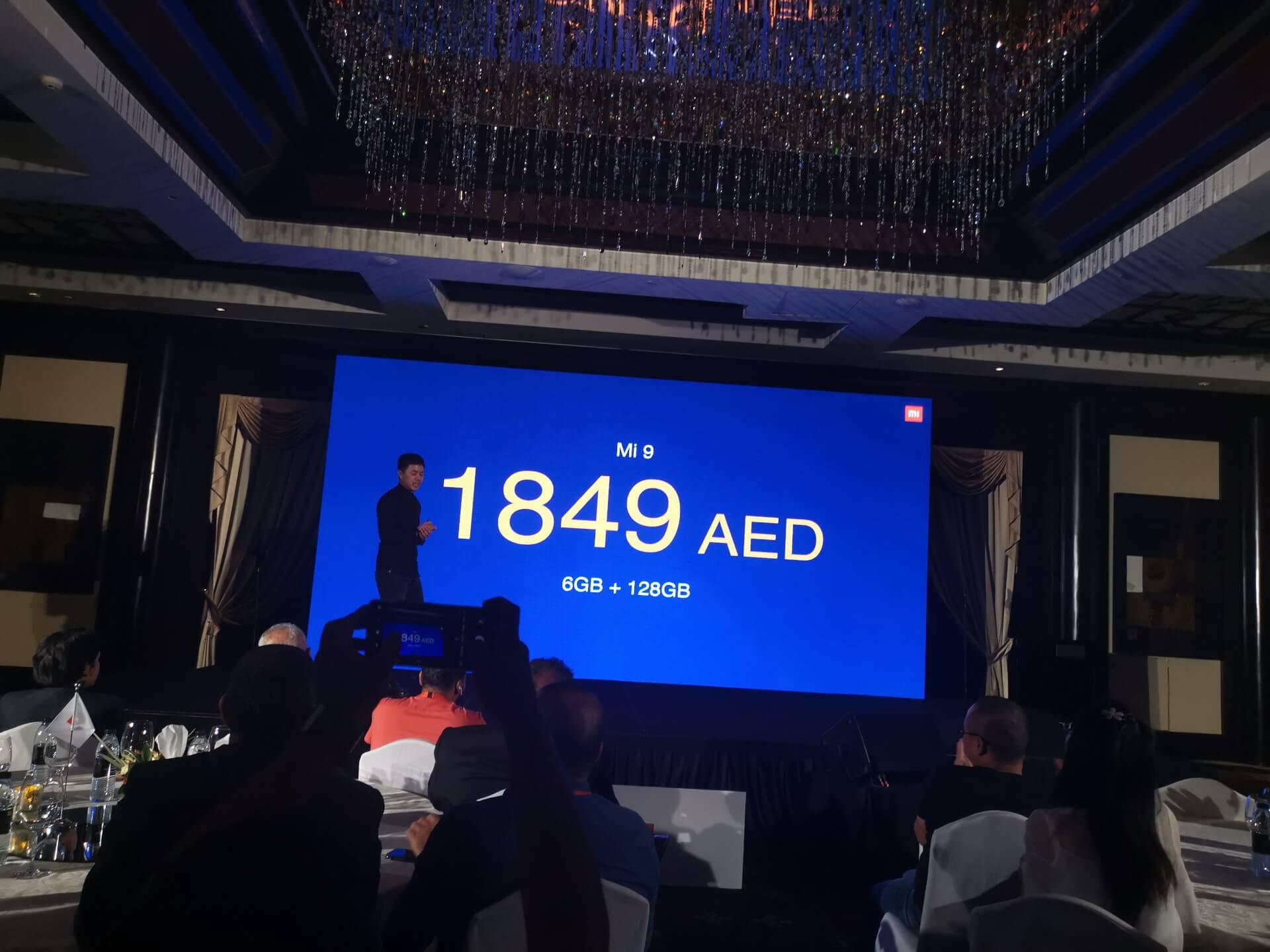 سعر ومواصفات هاتف Xiaomi Mi 9 الجديد