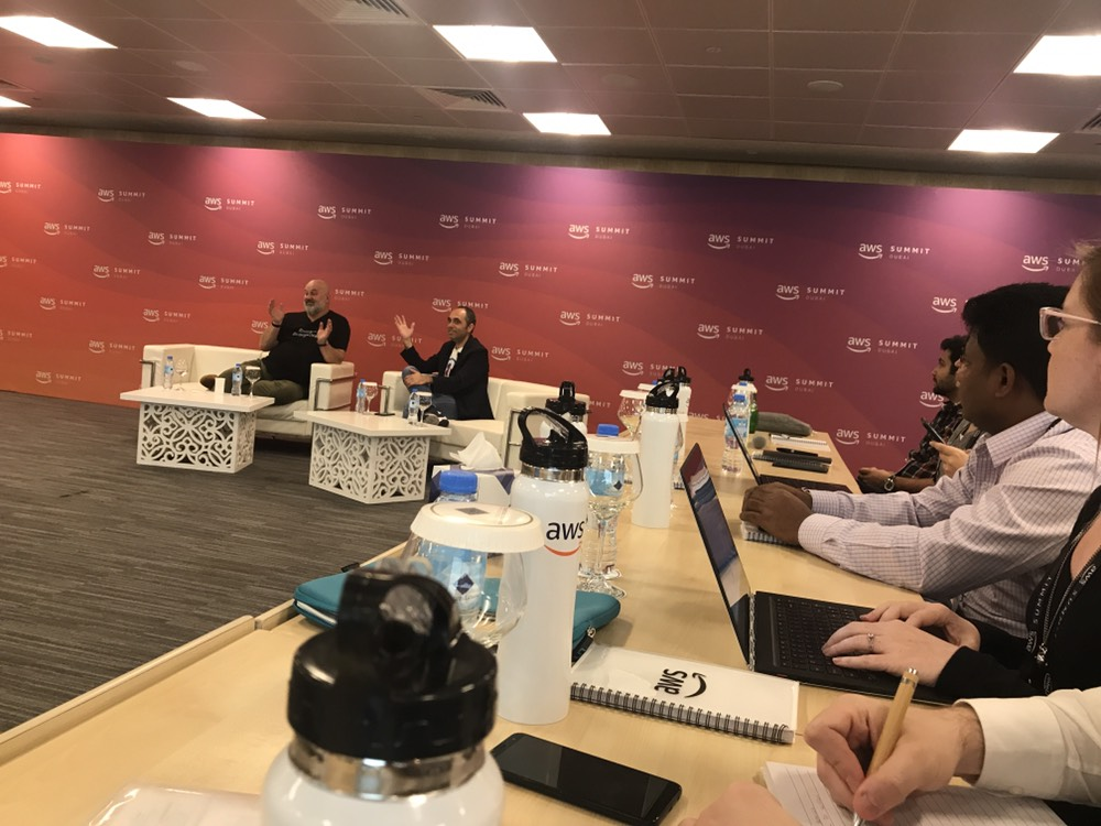 أمازون ويب سيرفيسز (AWS) في الشرق الأوسط