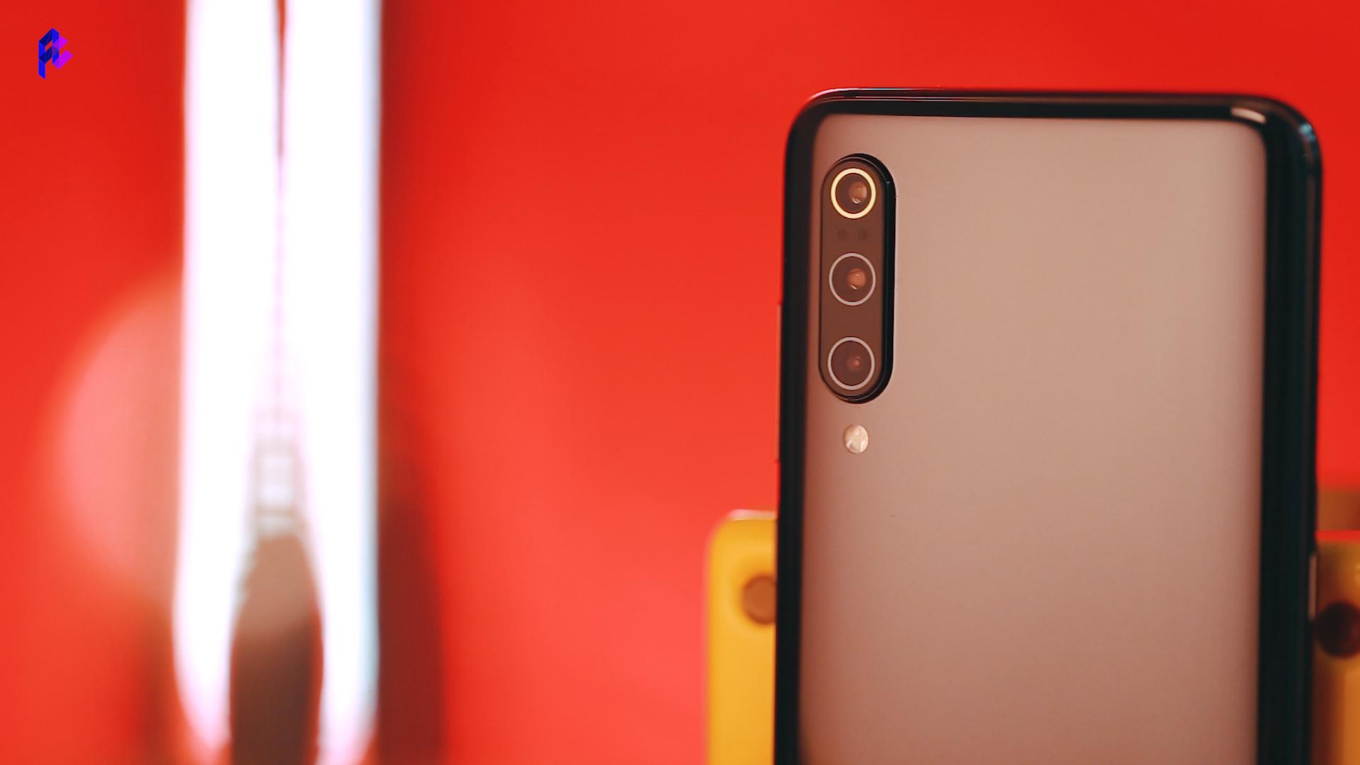كاميرا هاتف Xiaomi Mi 9