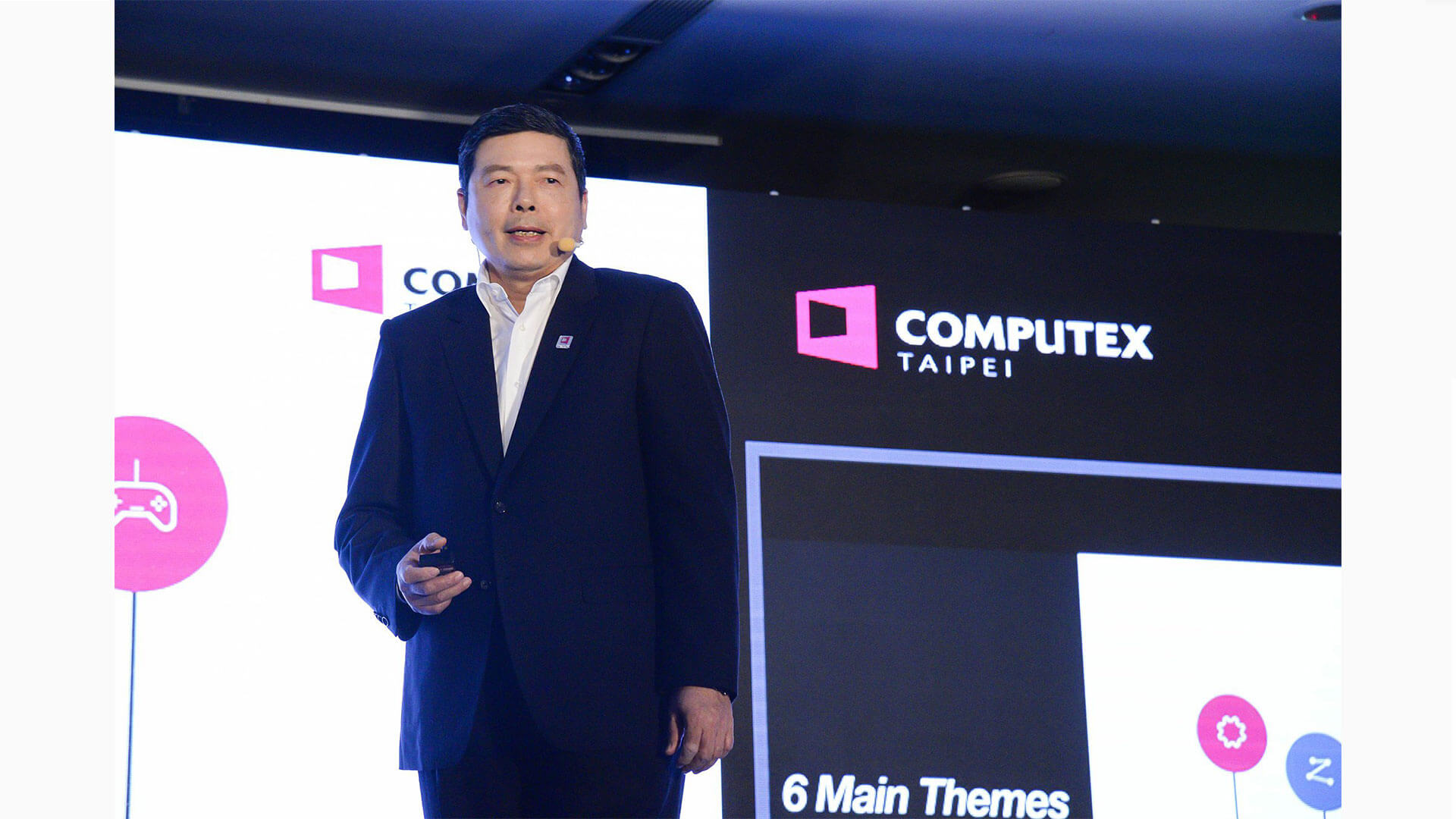 Walter Yeh, President & CEO, TAITRA