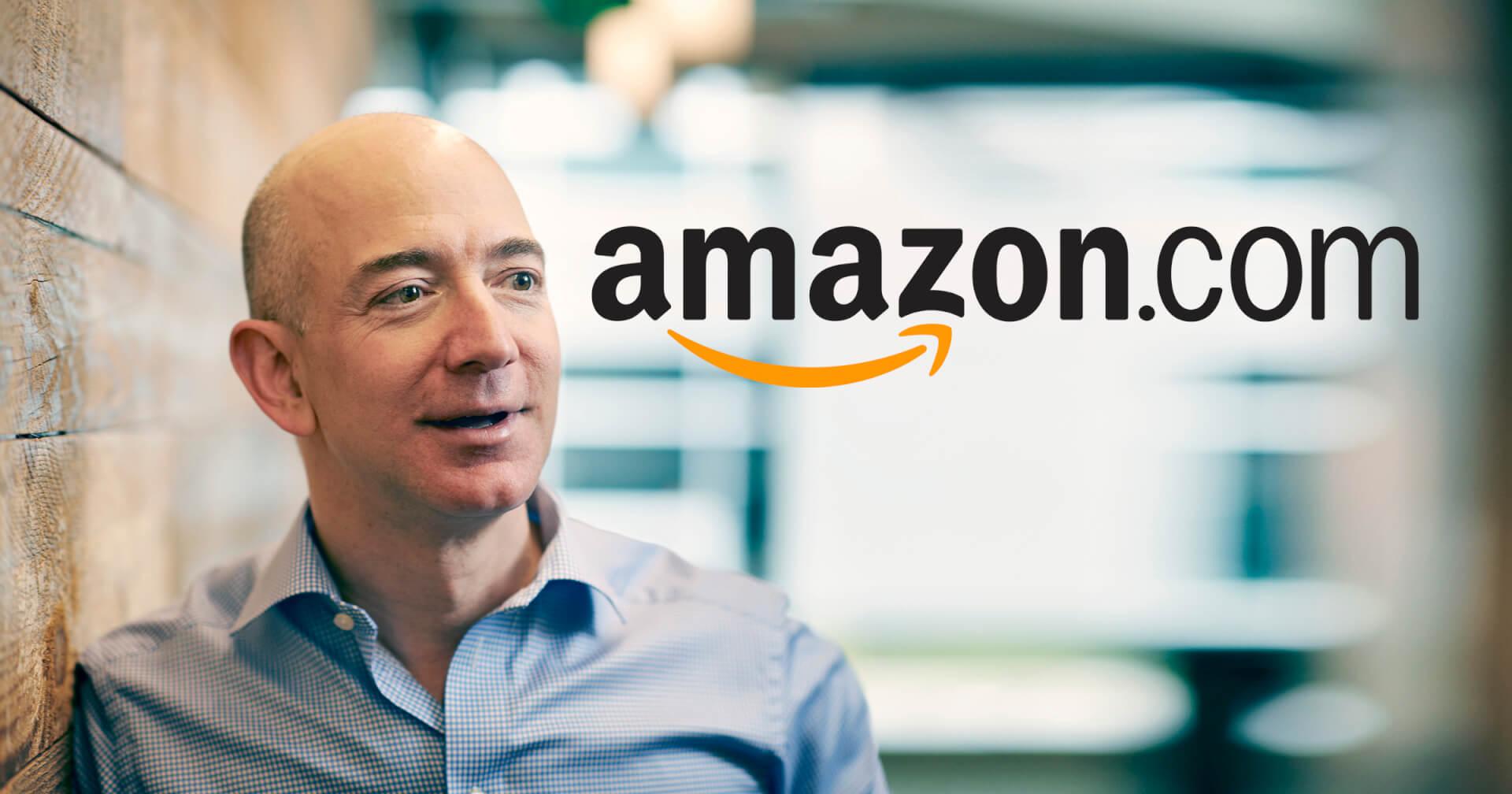 Jeff Bezos أمازون
