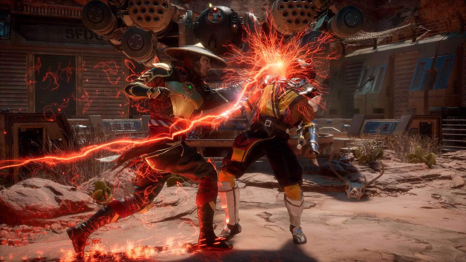 Mortal Kombat 11 NetherRealm