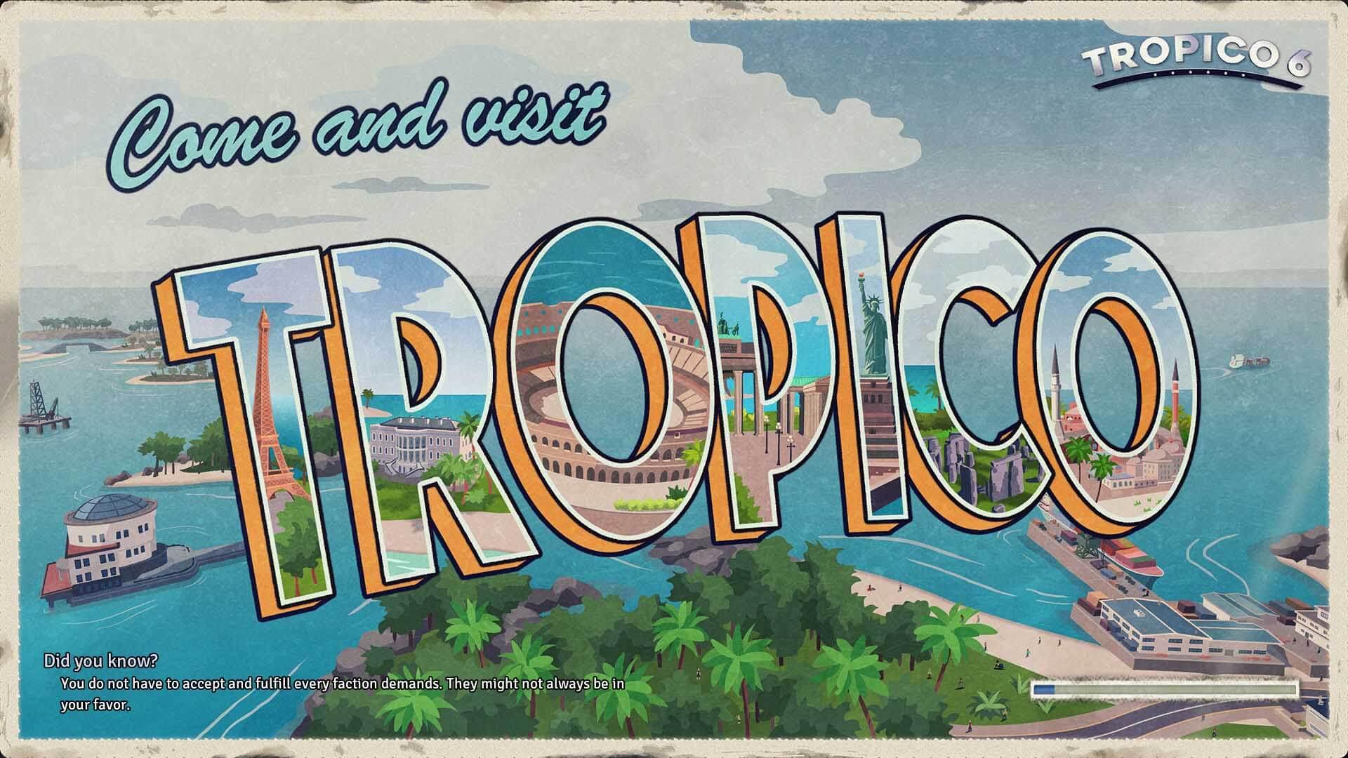 tropico 6 -limbic