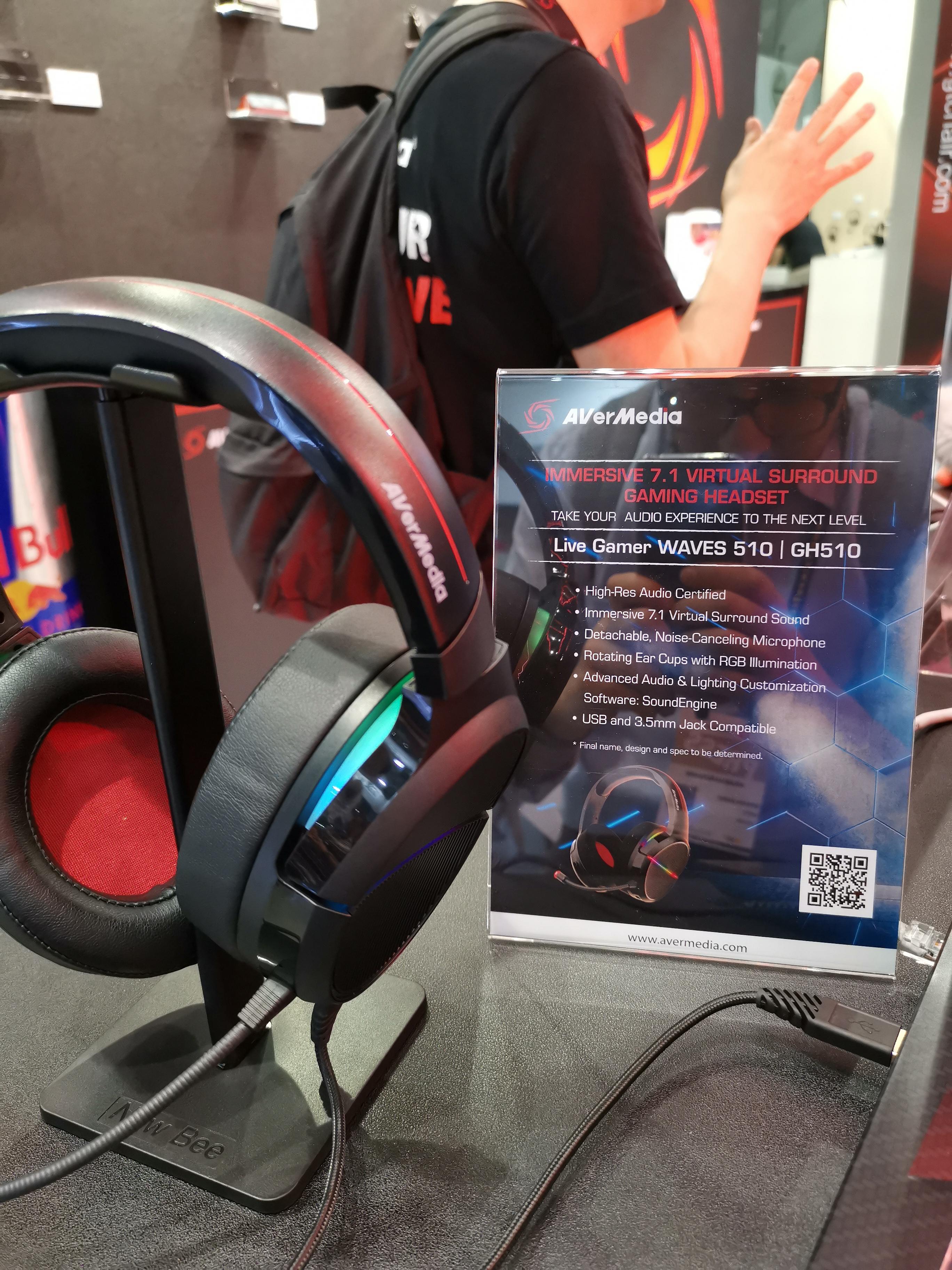 AVerMedia Live Gamer Waves 510