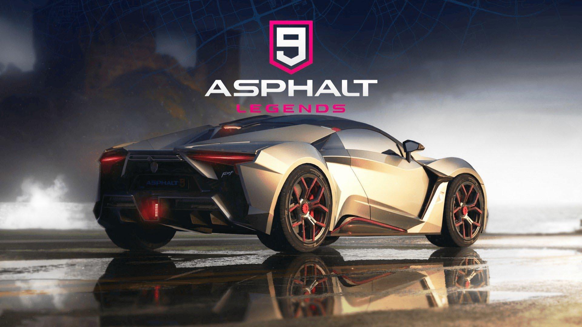 Gameloft xbox live asphalt