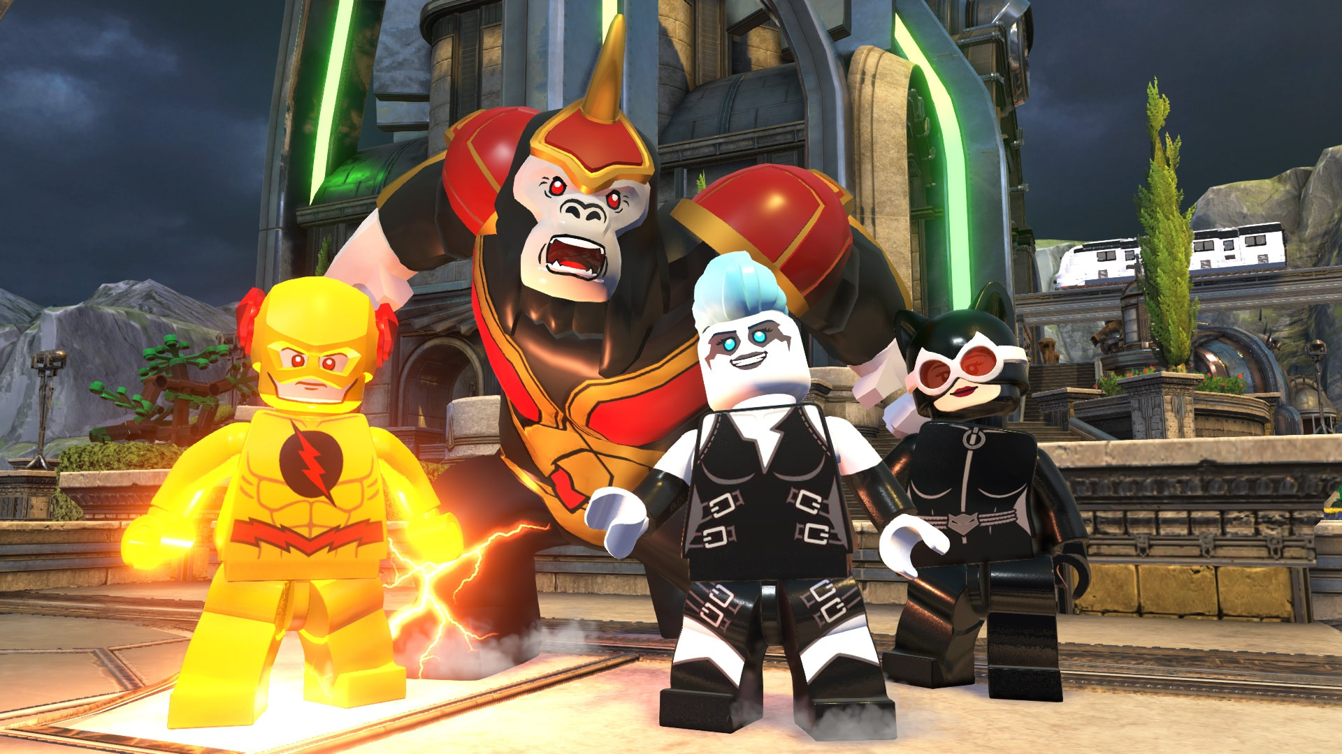 gameloft lego legacy heroes unboxed