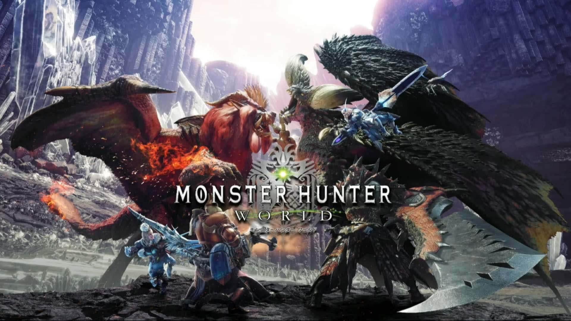 Monster Hunter World capcom